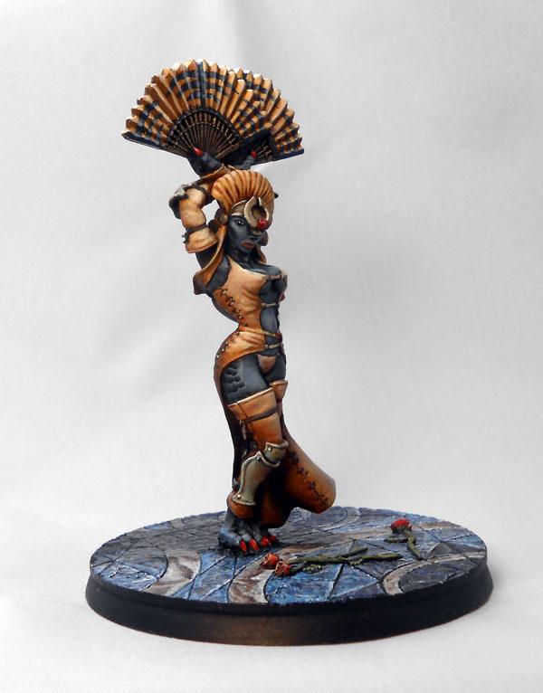 Dragyri Dancer